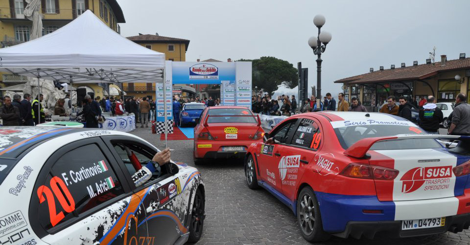 1° Ronde del Sebino - 2012