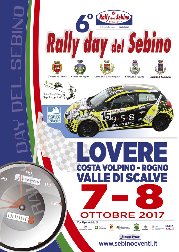 Rally day del Sebino 2016