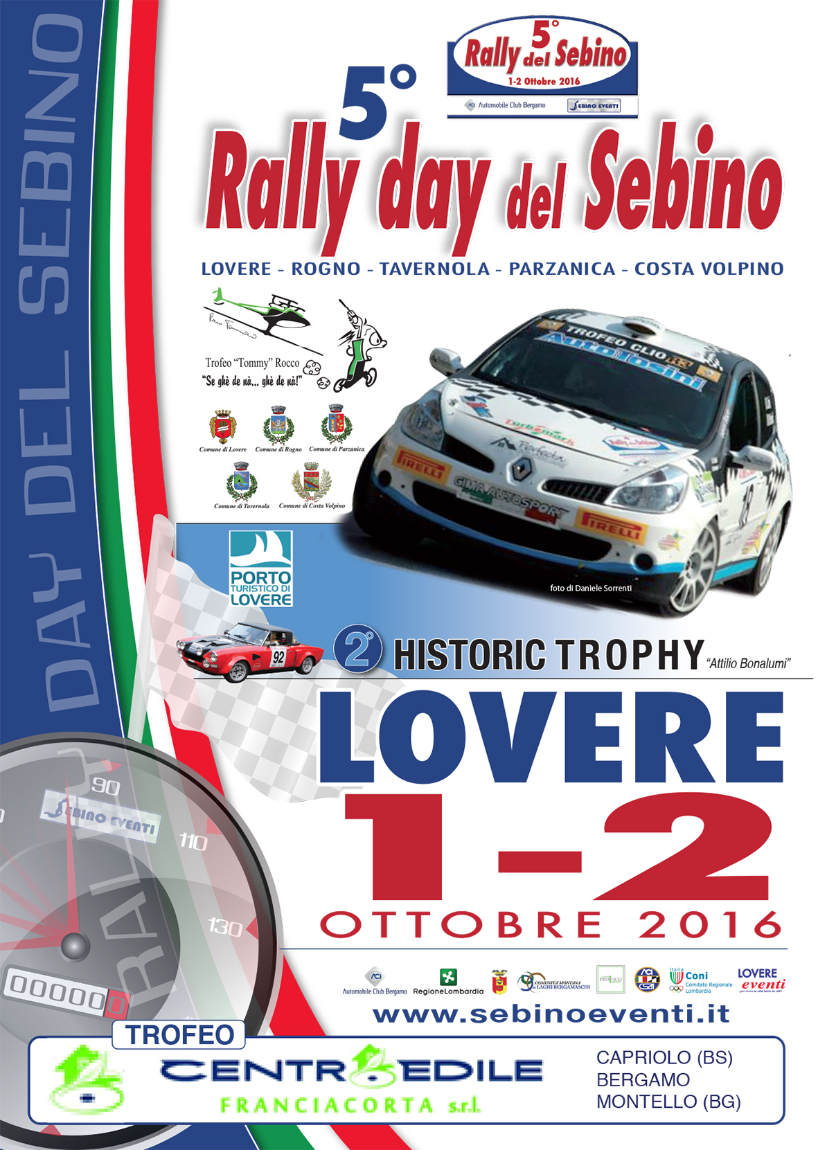 Rally day del Sebino 2016